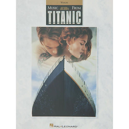 Hal Leonard Music From Titanic for Violin thumbnail