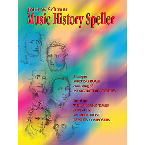 Alfred Music History Speller thumbnail