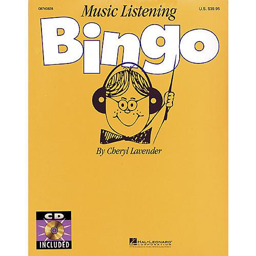 Hal Leonard Music Listening Bingo thumbnail