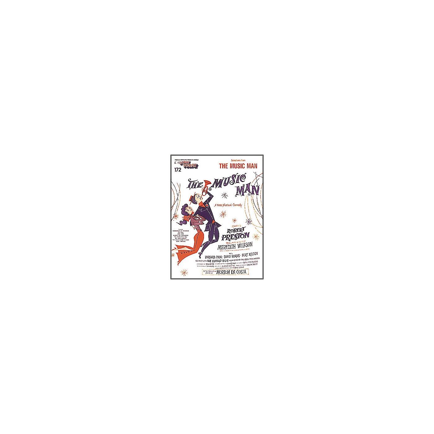 Hal Leonard Music Man E-Z Play 172 thumbnail