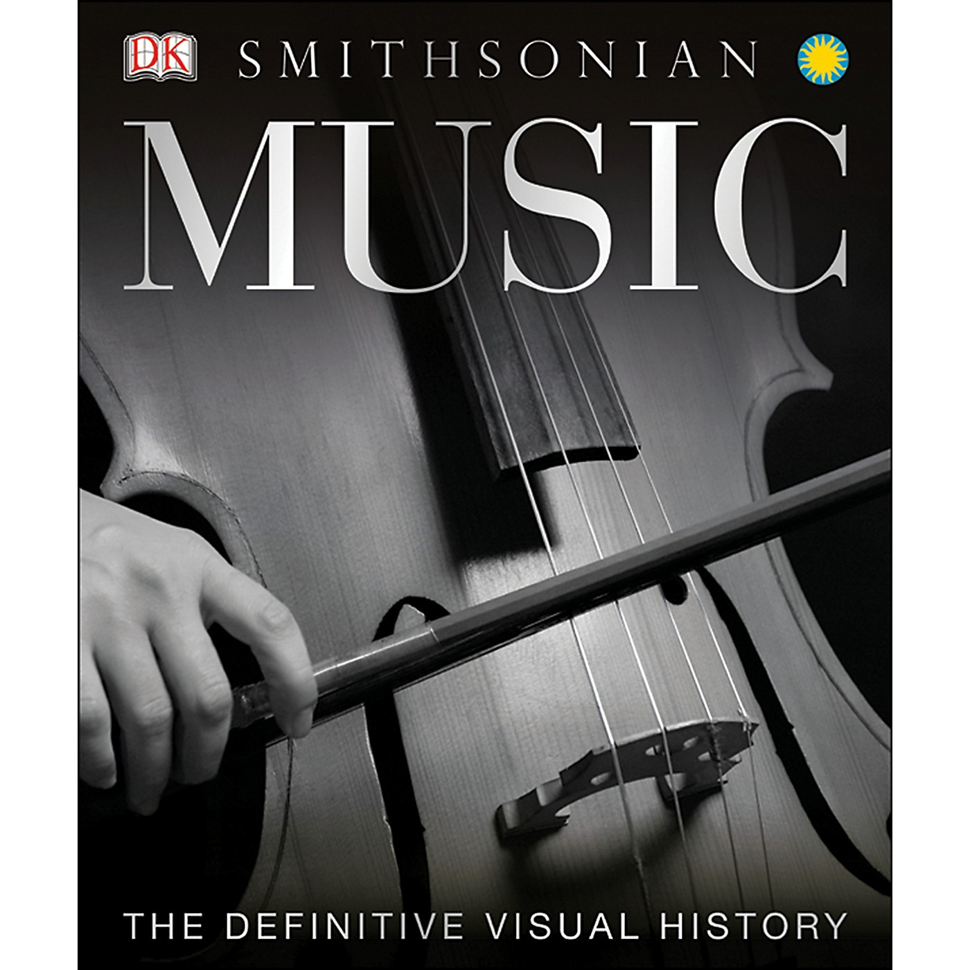 Alfred Music: Music: The Definitive Visual History Hardcover Book thumbnail