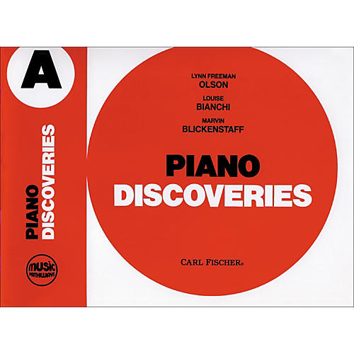 Carl Fischer Music Pathways - Piano Discoveries thumbnail