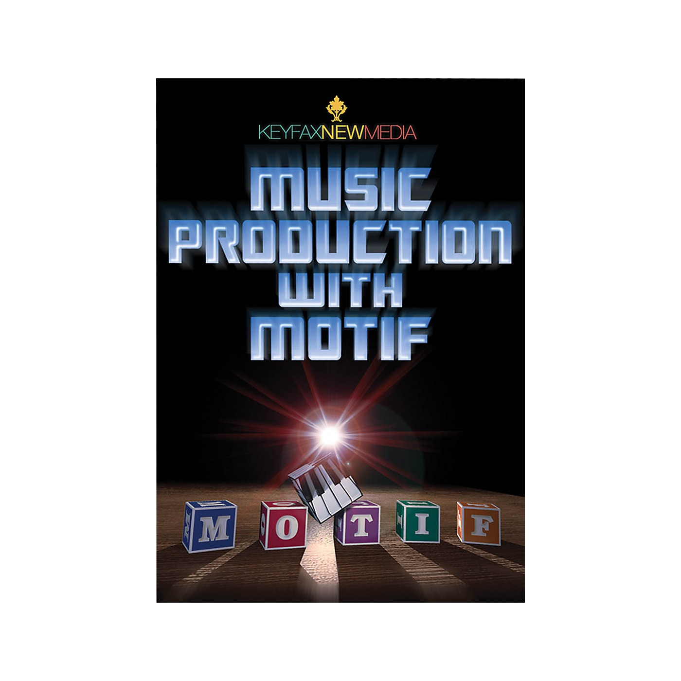 Keyfax Music Production with Motif DVD Series DVD Written by Various thumbnail