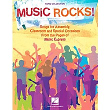 Hal Leonard Music Rocks!  Songs for Assembly, Classroom and Special Occasions - Perf/Accompaniment CD