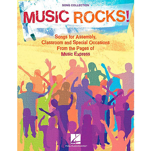 Hal Leonard Music Rocks!  Songs for Assembly, Classroom and Special Occasions - Perf/Accompaniment CD thumbnail