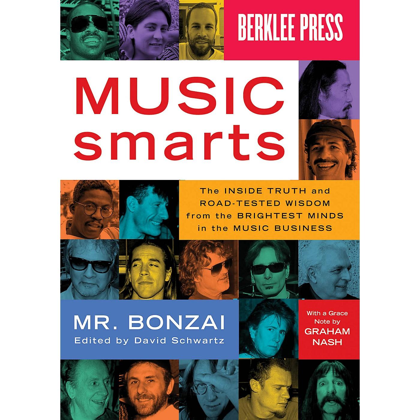 Berklee Press Music Smarts Berklee Press Series Softcover Written by Mr. Bonzai thumbnail
