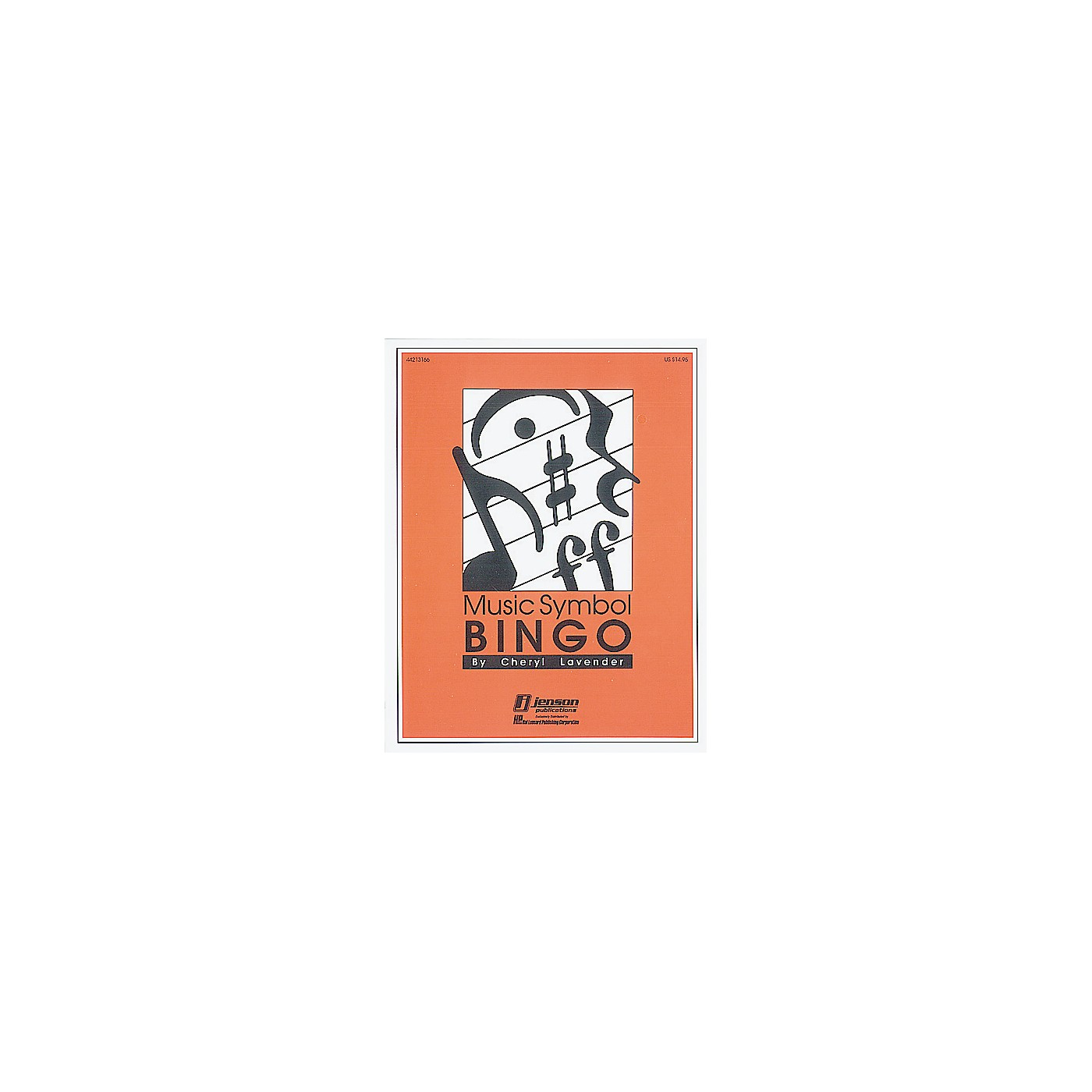 Hal Leonard Music Symbol Bingo (Game) thumbnail
