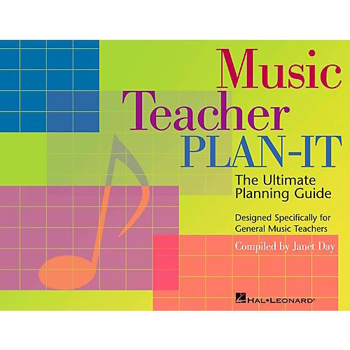 Hal Leonard Music Teacher Plan-It - The Ultimate Planning Guide thumbnail