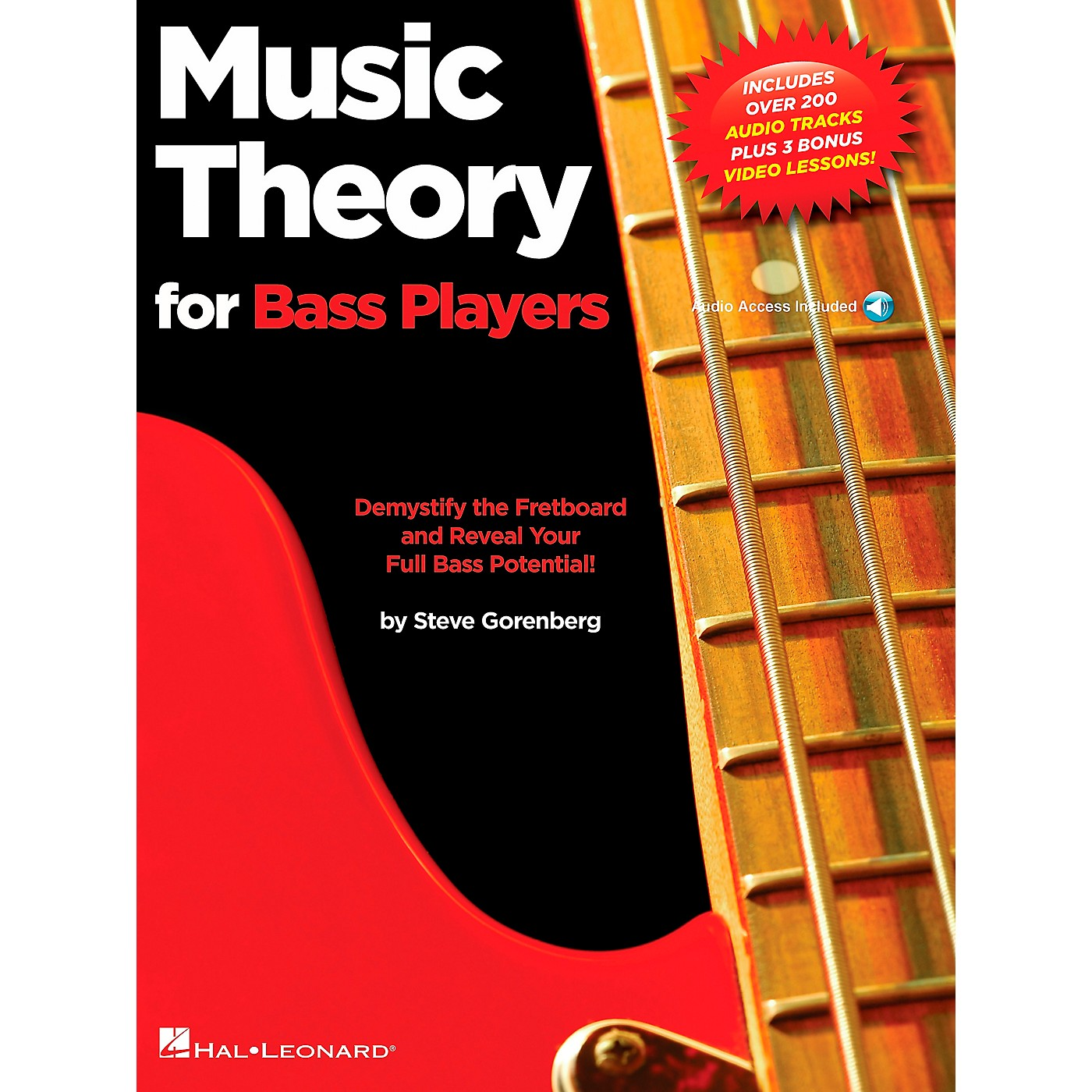 Hal Leonard Music Theory for Bass Players - Demystify the Fretboard and Reveal Your Full Bass Potential! thumbnail