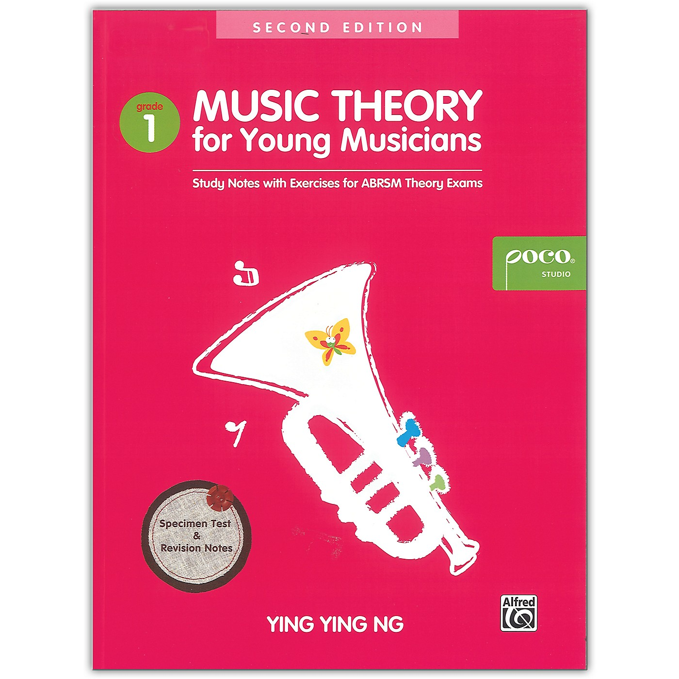 Alfred Music Theory for Young Musicians, Grade 1 thumbnail