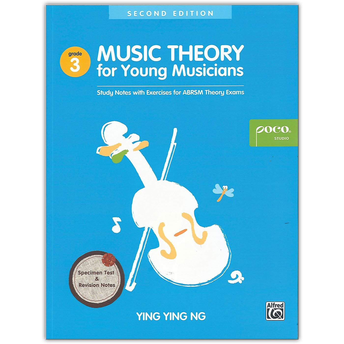 Alfred Music Theory for Young Musicians, Grade 3 thumbnail