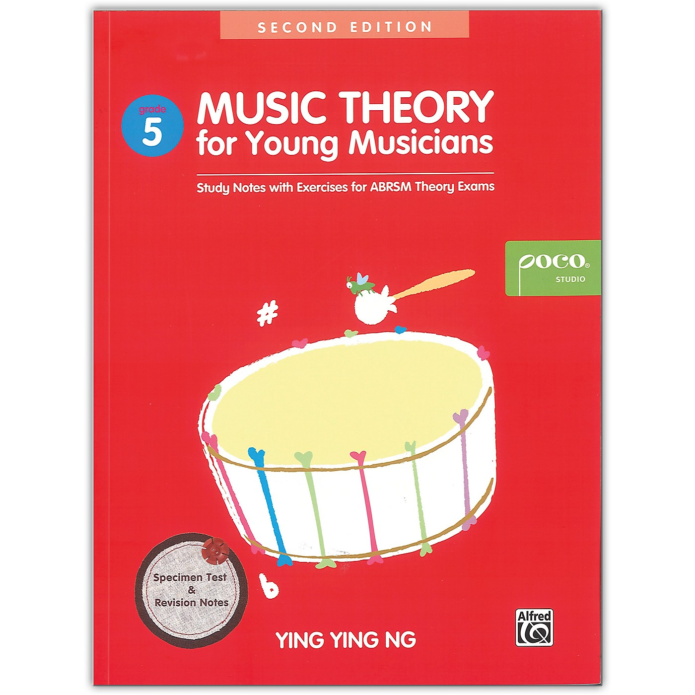 Alfred Music Theory for Young Musicians, Grade 5 thumbnail