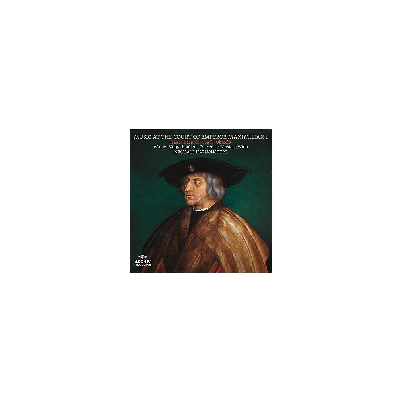 Alliance Music at the Court of Emperor Maximilian I thumbnail