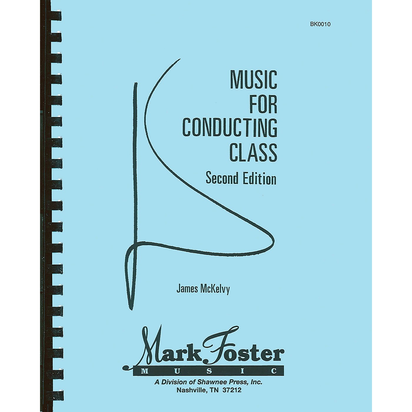 Shawnee Press Music for Conducting Class - 2nd Edition thumbnail