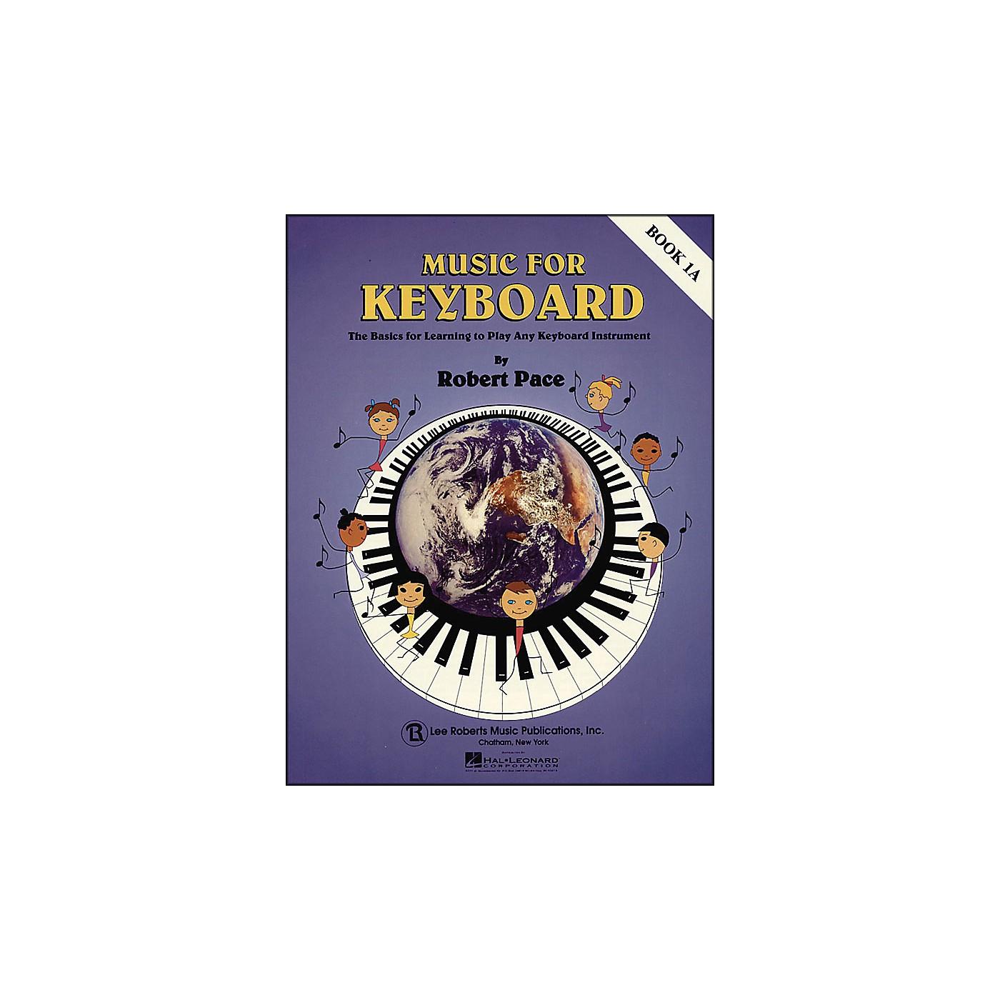 Hal Leonard Music for Keyboard Book 1A thumbnail