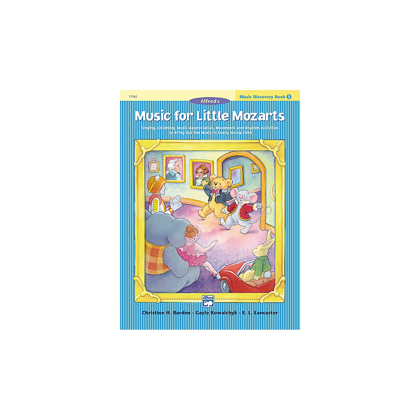 Alfred Music for Little Mozarts: Music Discovery Book 3 thumbnail