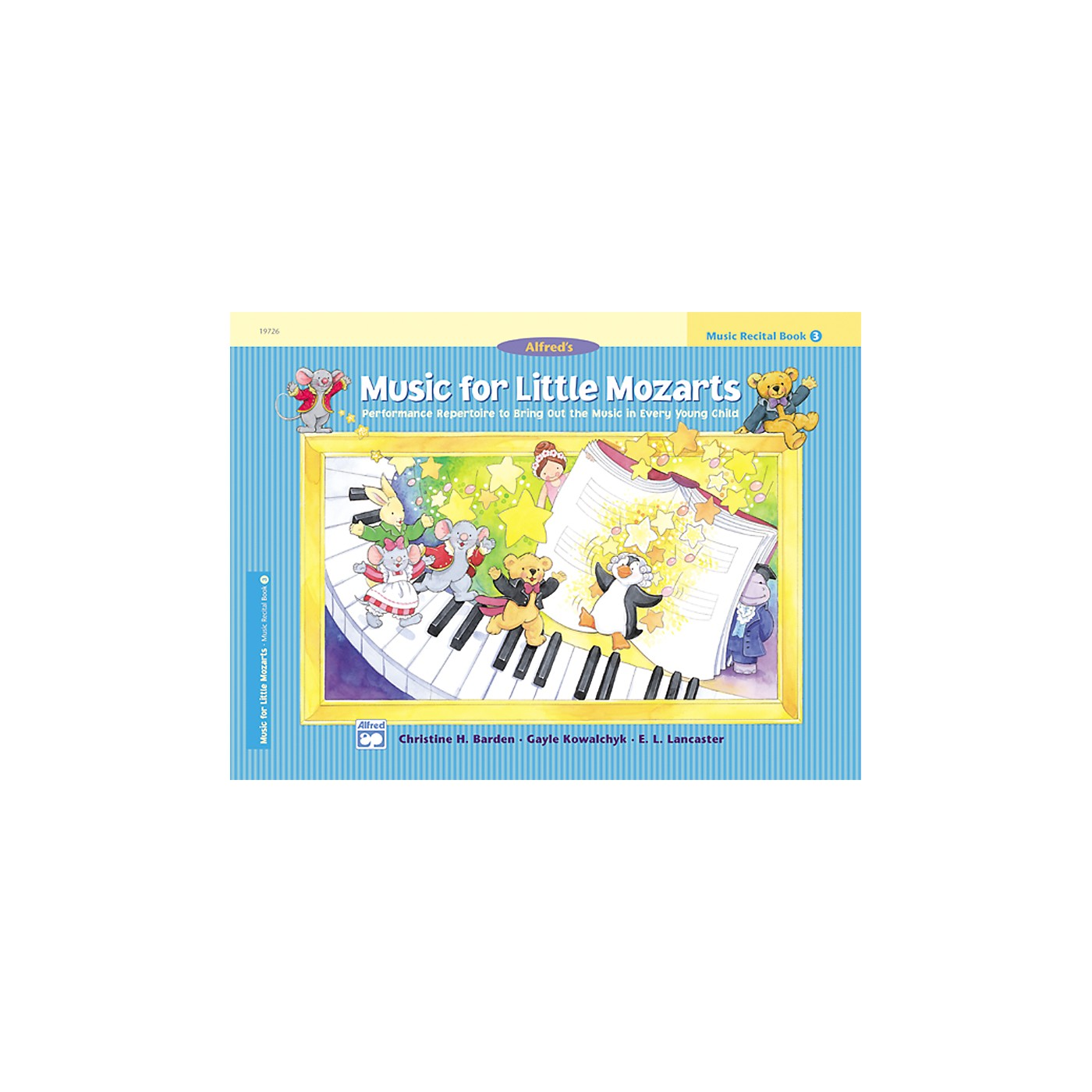 Alfred Music for Little Mozarts: Music Recital Book 3 thumbnail