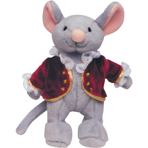 Alfred Music for Little Mozarts Plush Toy -- Mozart Mouse (Level 1-4) thumbnail