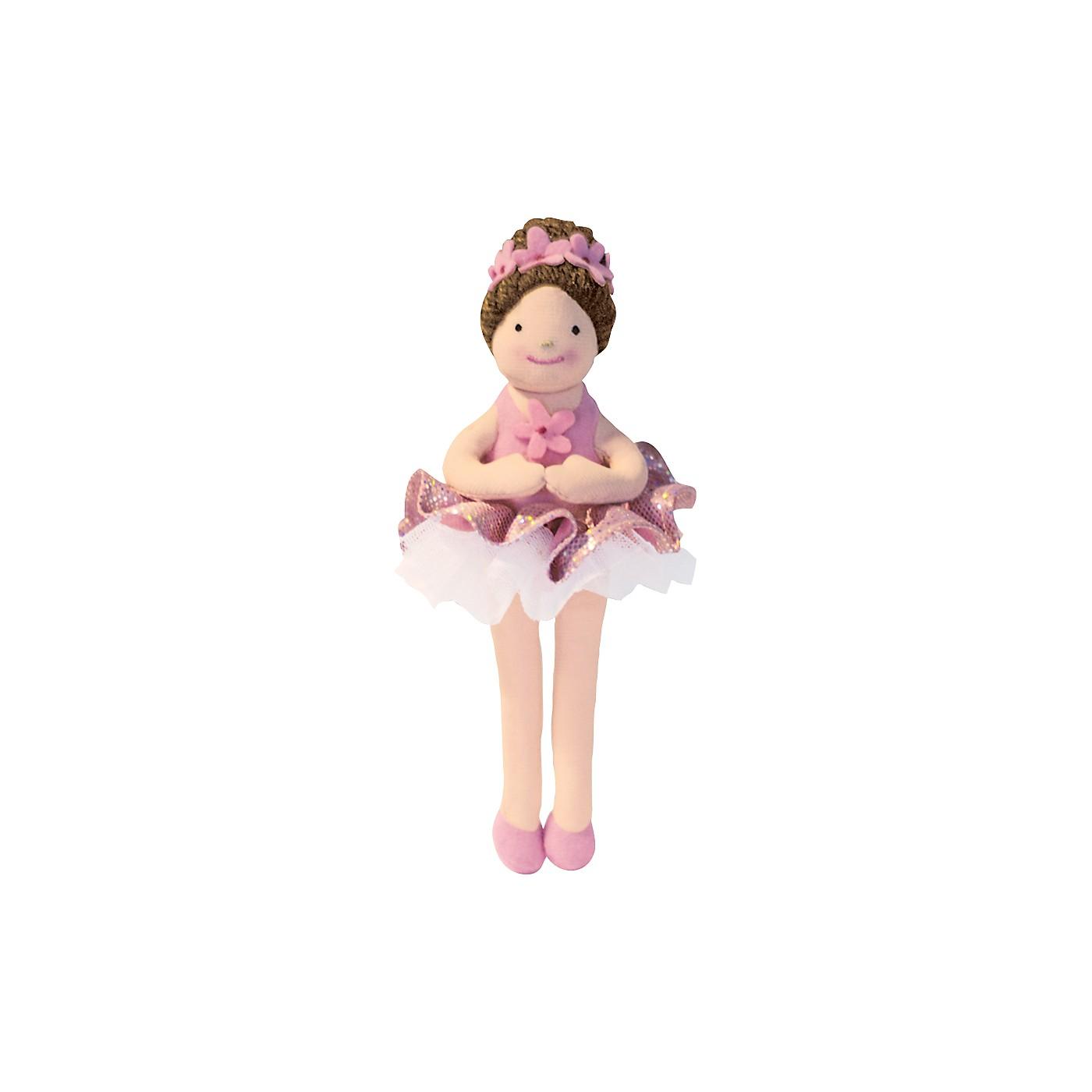 Alfred Music for Little Mozarts Plush Toy -- Nina Ballerina (Level 3-4) thumbnail