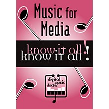 Digital Music Doctor Music for Media Know It All! DVD