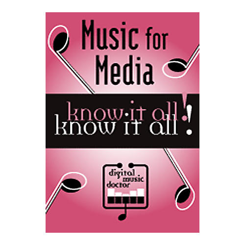Digital Music Doctor Music for Media Know It All! DVD-thumbnail