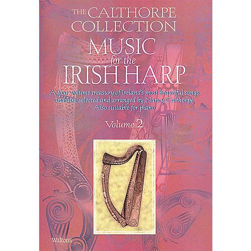 Waltons Music for the Irish Harp - Volume 2 Waltons Irish Music Books Series Softcover Written by Nancy Calthorpe thumbnail