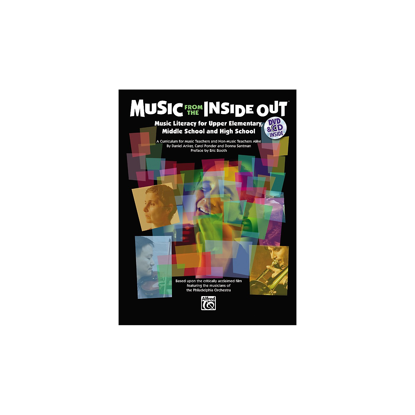 Alfred Music from the Inside Out - Book, Listening CD, and Teacher's DVD thumbnail