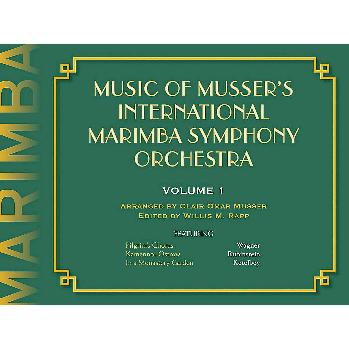 Meredith Music Music of Musser's International Marimba Symphony Orchestra Vol. 1 thumbnail