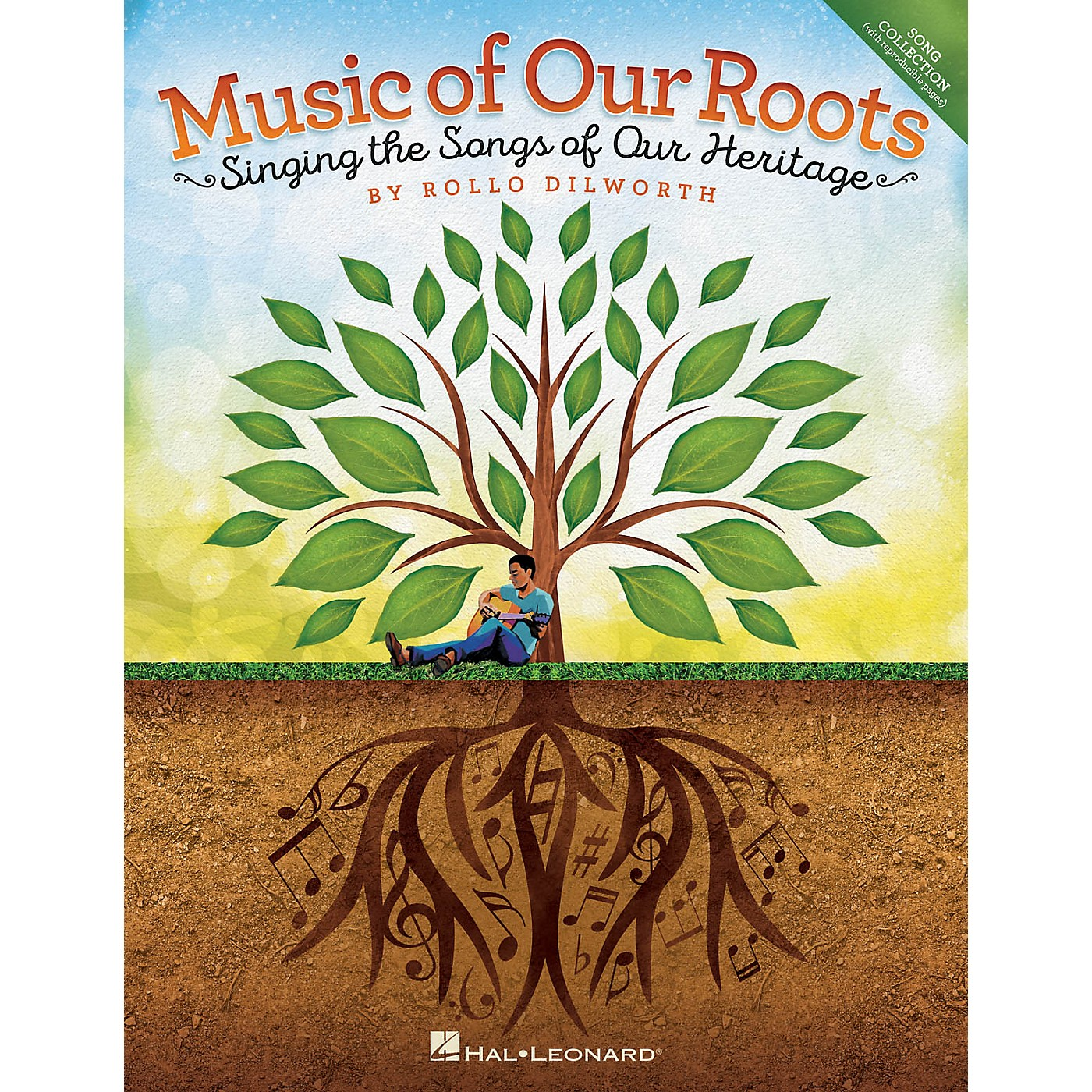Hal Leonard Music of Our Roots (Singing the Songs of Our Heritage) PERF KIT WITH AUDIO DOWNLOAD by Rollo Dilworth thumbnail