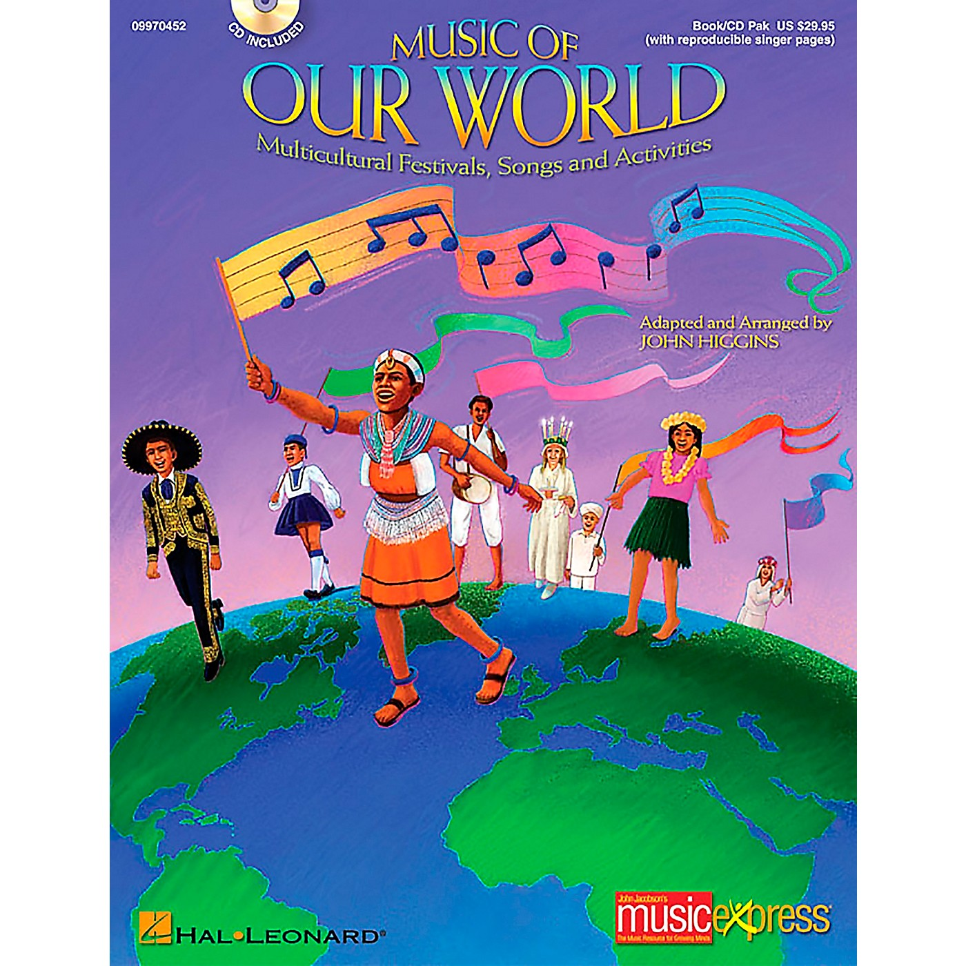 Hal Leonard Music of Our World thumbnail