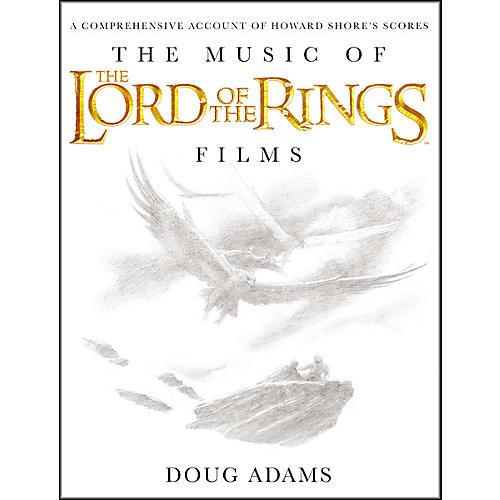 Alfred Music of The Lord of the Rings Films Book & CD thumbnail