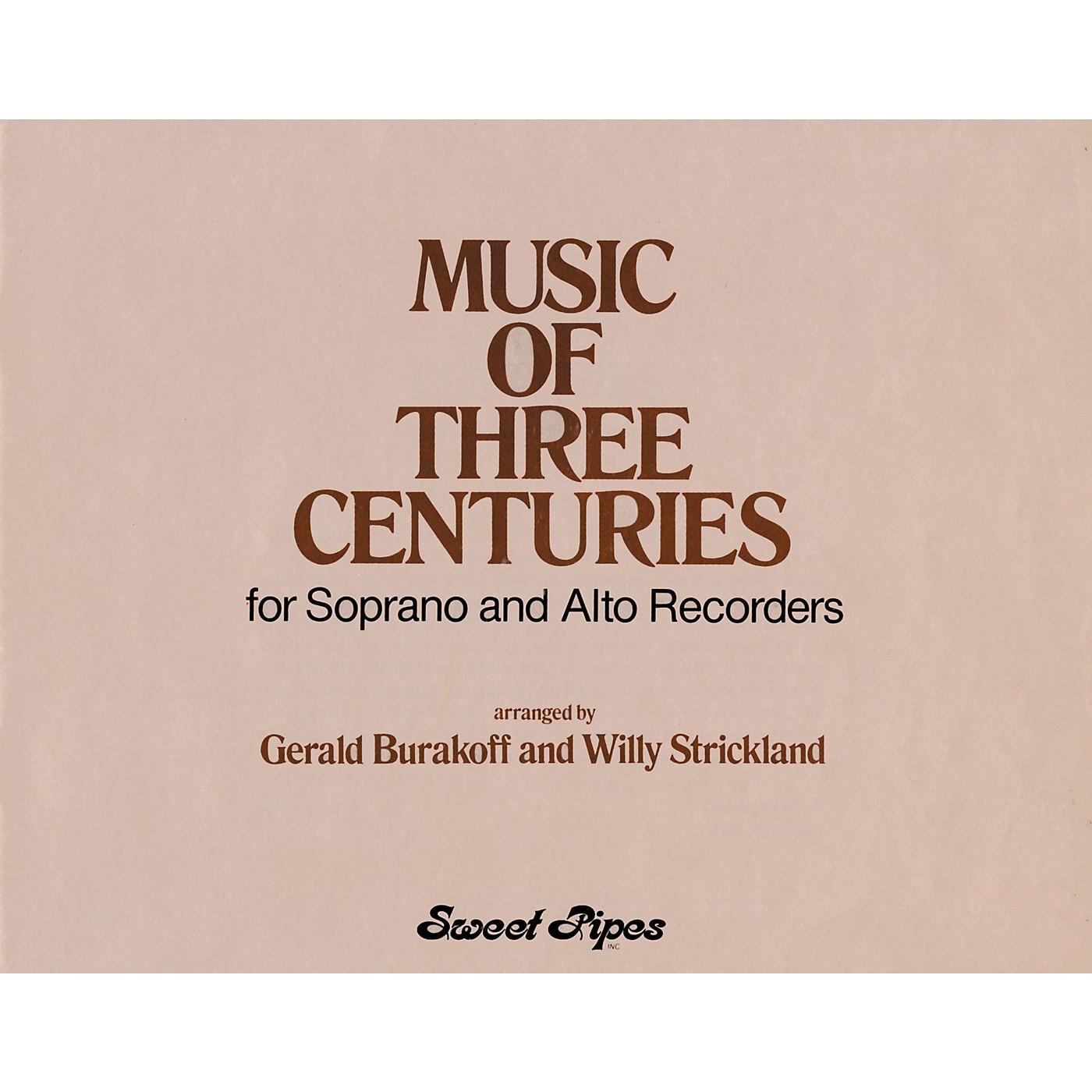 Rhythm Band Music of Three Centuries thumbnail