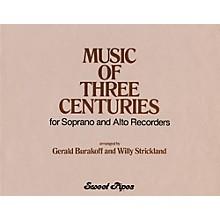 Rhythm Band Music of Three Centuries