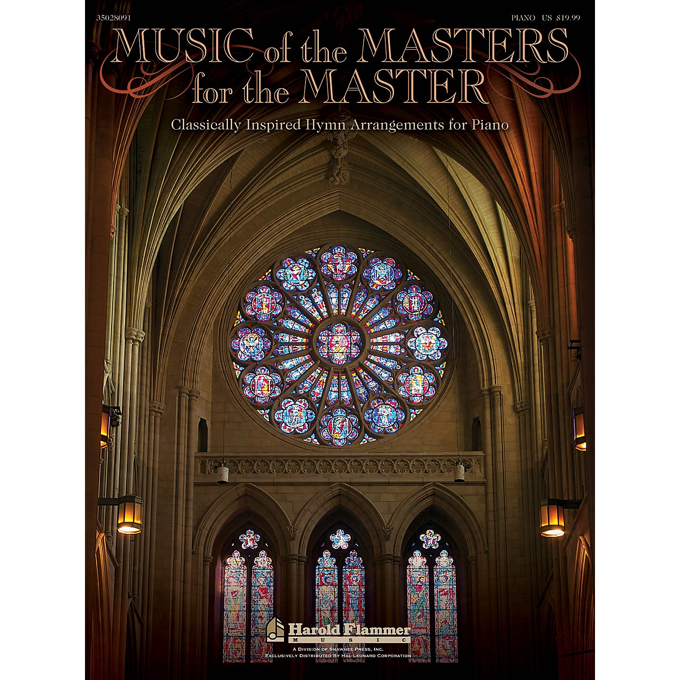 Shawnee Press Music of the Masters for the Master thumbnail