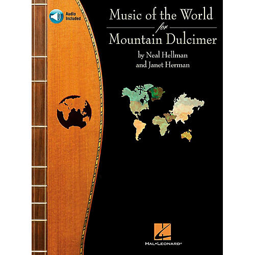 Hal Leonard Music of the World for Mountain Dulcimer Book/CD thumbnail