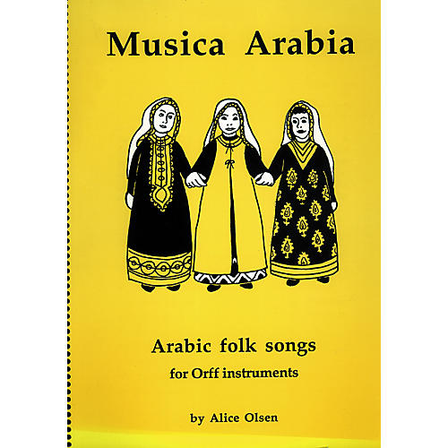 Alice Olsen Publishing Musica Arabia-thumbnail
