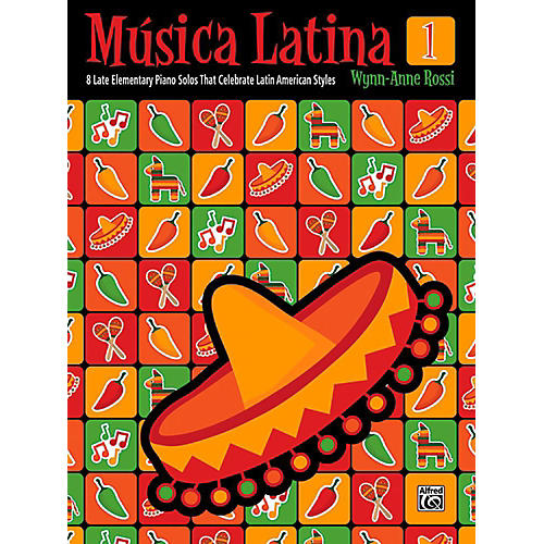 Alfred Musica Latina, Book 1 - Late Elementary thumbnail