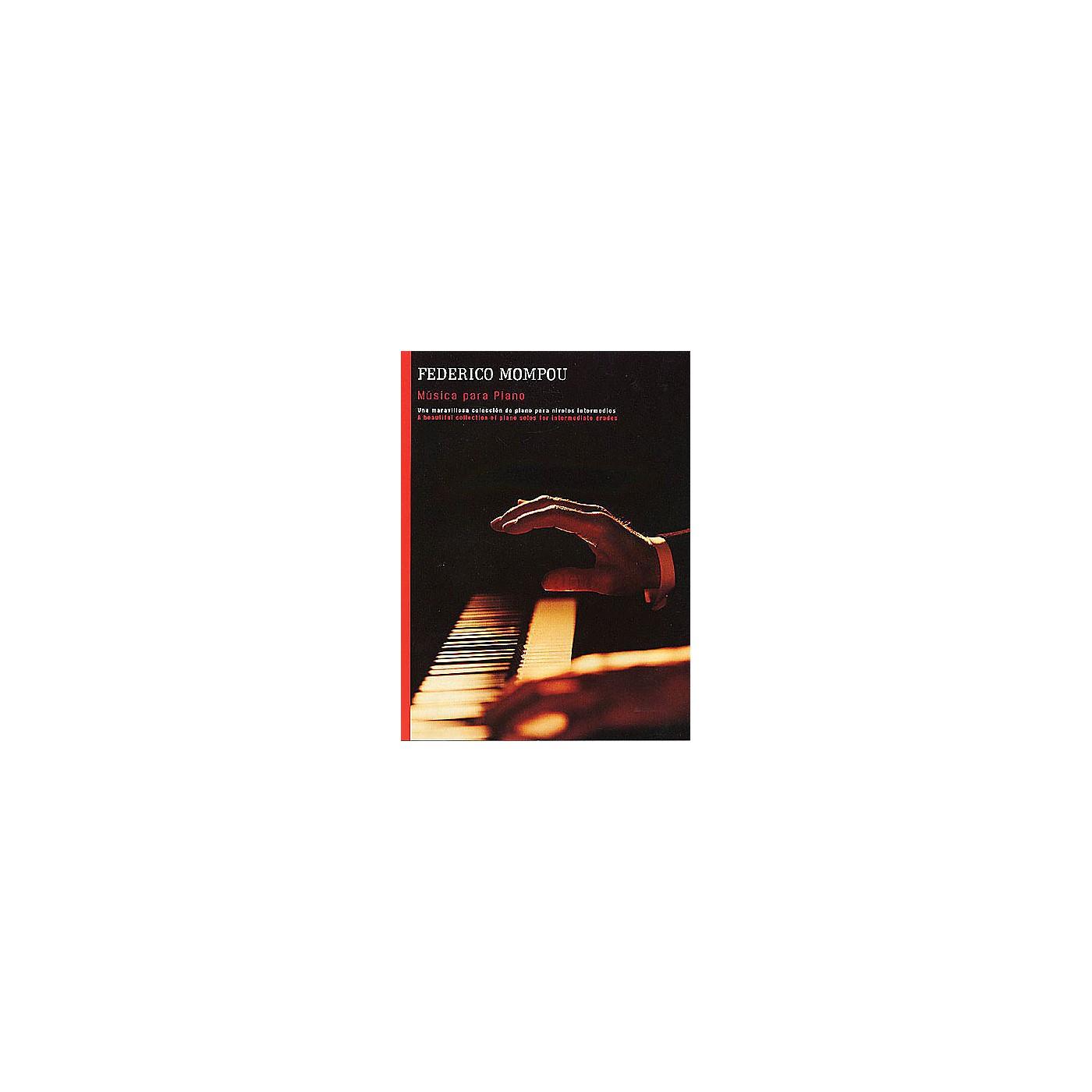 Music Sales Musica para Piano Music Sales America Series Softcover thumbnail