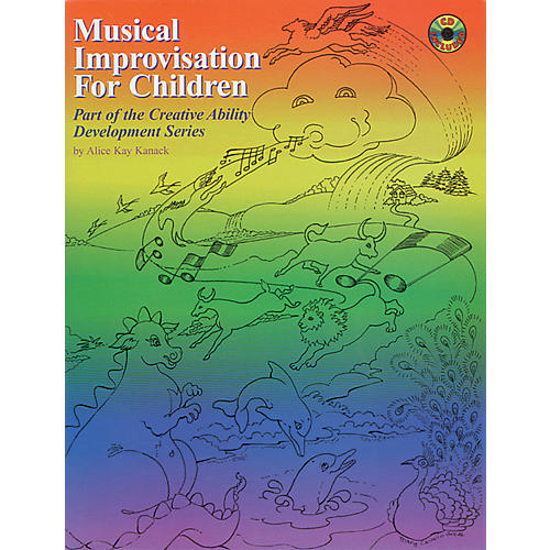 Alfred Musical Improvisation for Children Book/CD thumbnail