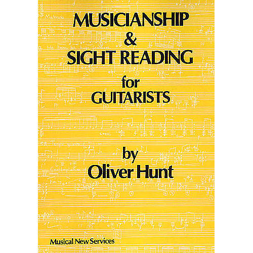 Music Sales Musicianship And Sight Reading For Guitarists Music Sales America Series thumbnail