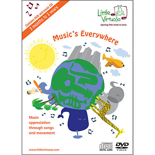 Alfred Music's Everywhere DVD & CD Classroom thumbnail
