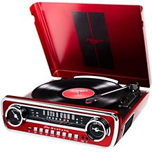 ION Mustang LP (RED) Record Player