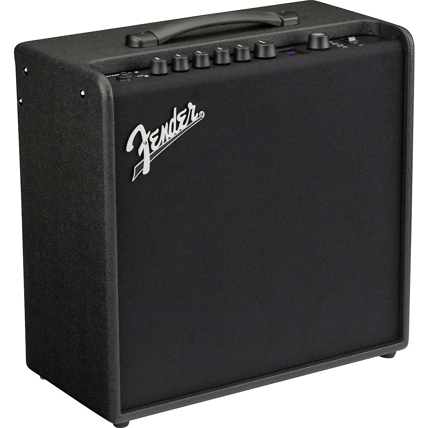 Fender Mustang LT50 50W 1x12 Guitar Combo Amp thumbnail