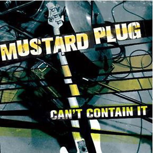 Alliance Mustard Plug - Can't Contain It thumbnail
