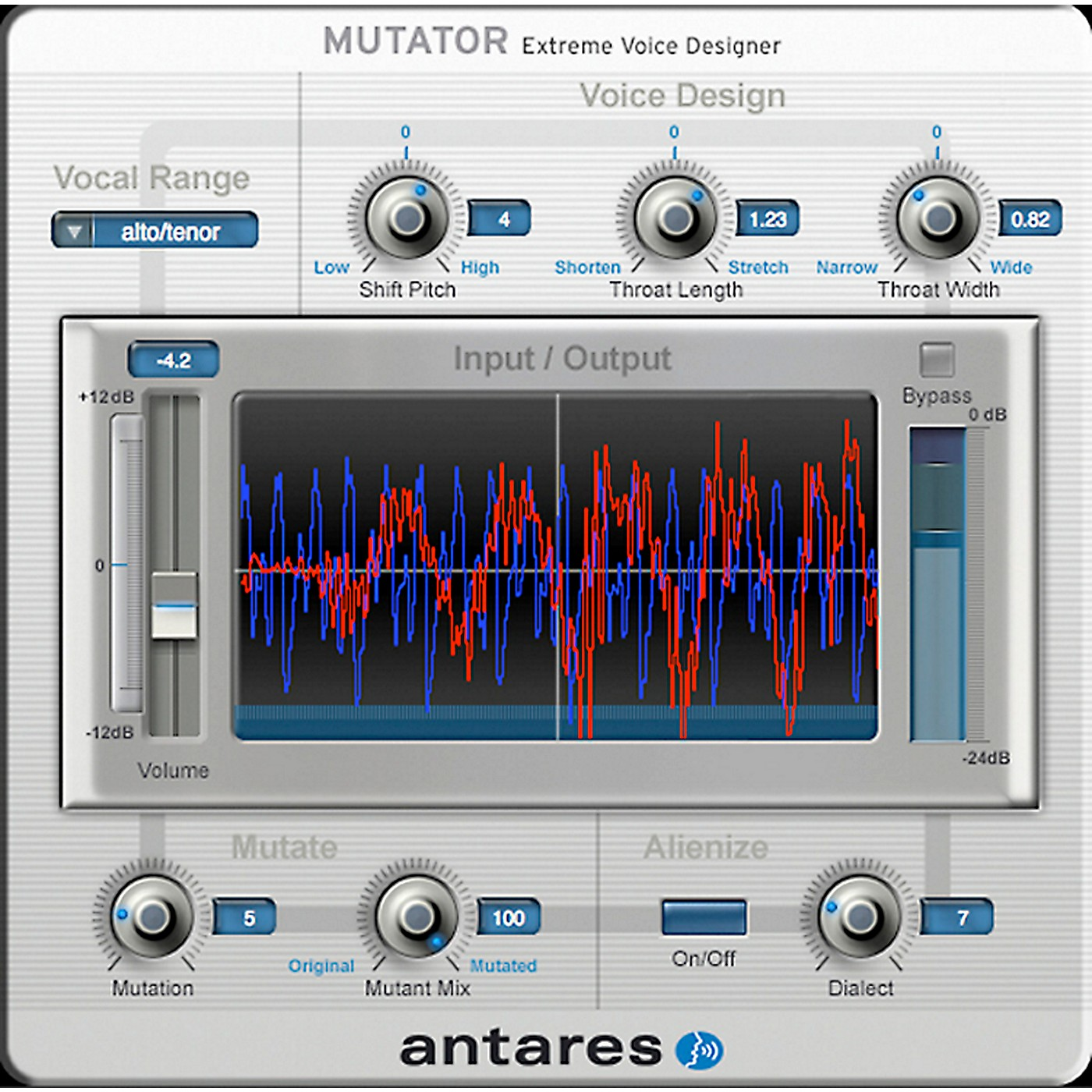 Antares Mutator EVO (VST/ AU/ RTAS) Software Download thumbnail