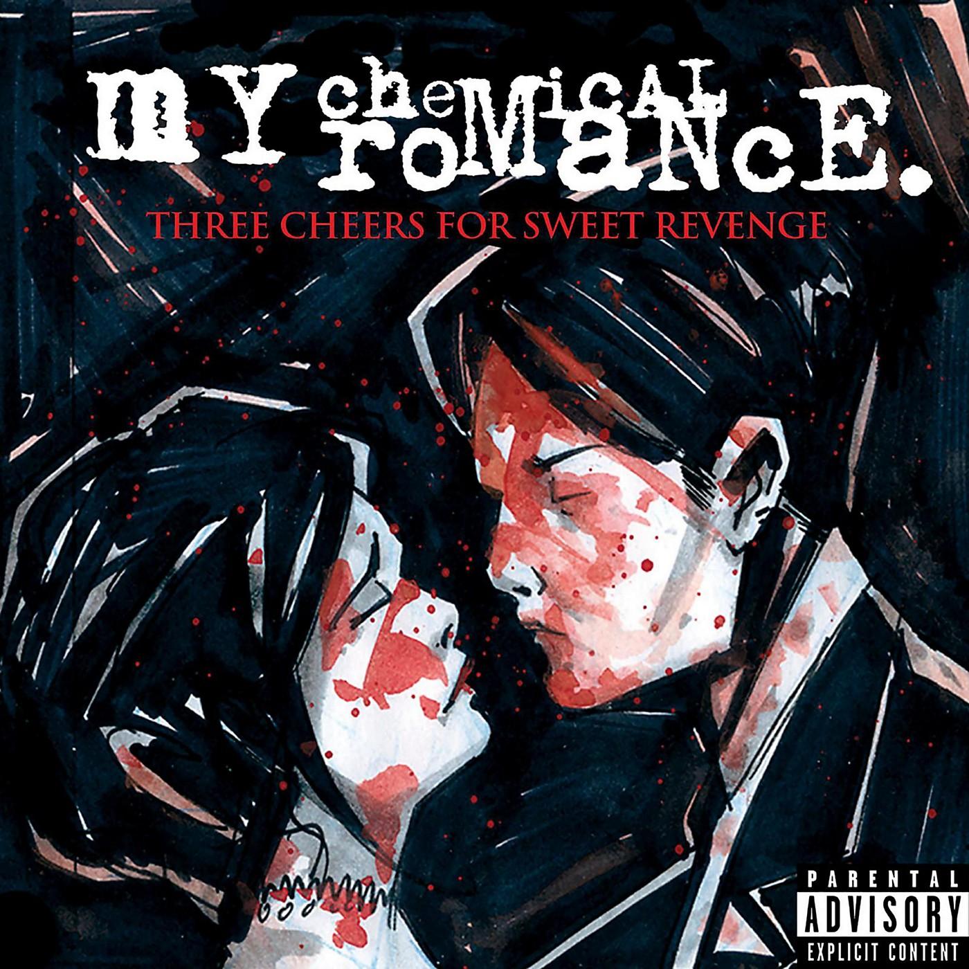 WEA My Chemical Romance - Three Cheers For Sweet Revenge (Explicit)(Vinyl) thumbnail