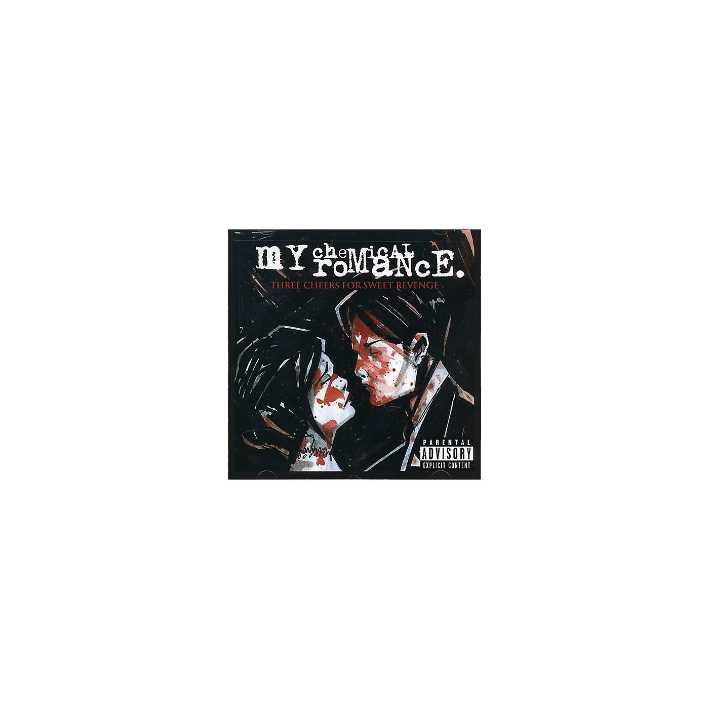 Alliance My Chemical Romance - Three Cheers for Sweet Revenge (CD) thumbnail