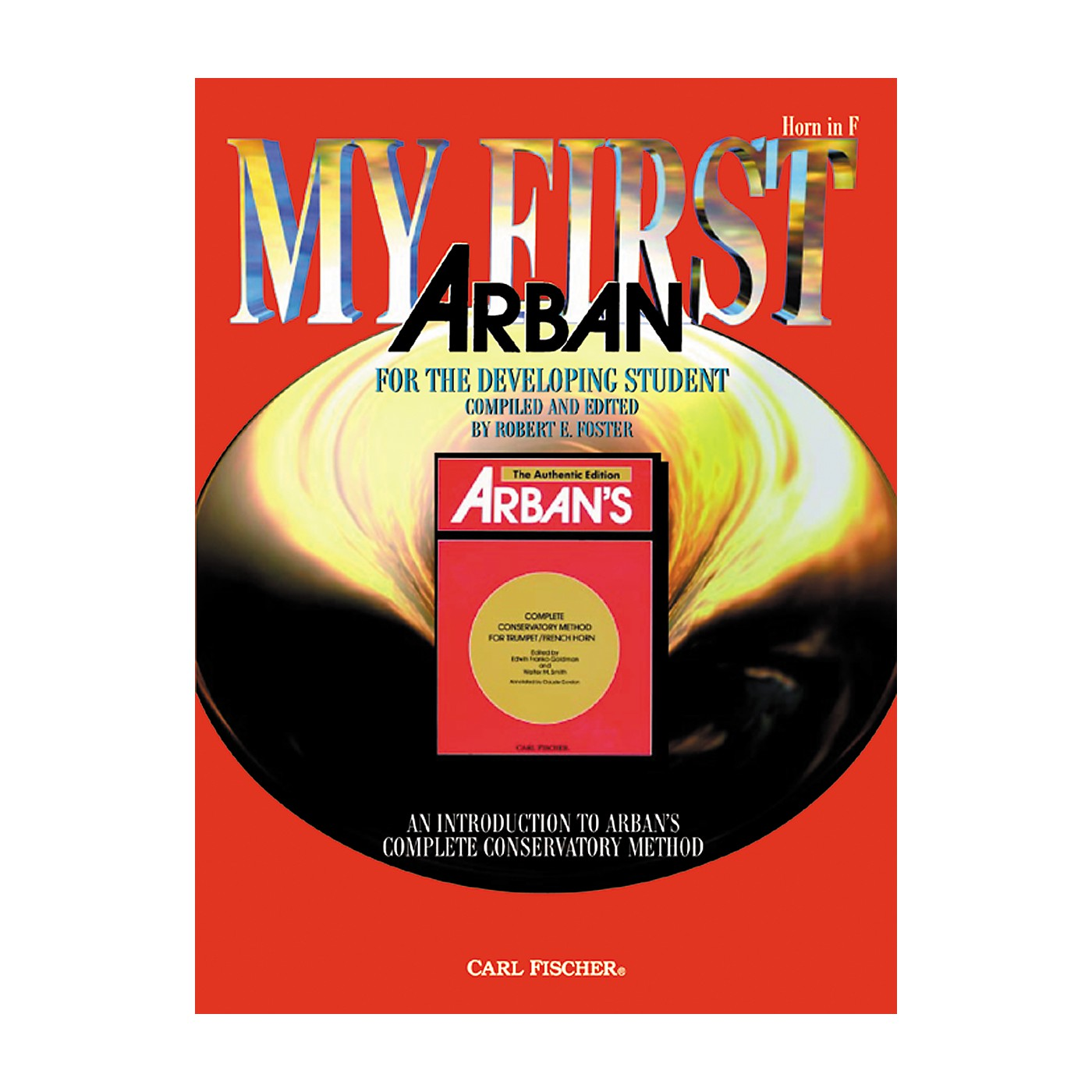 Carl Fischer My First Arban Book for French Horn thumbnail
