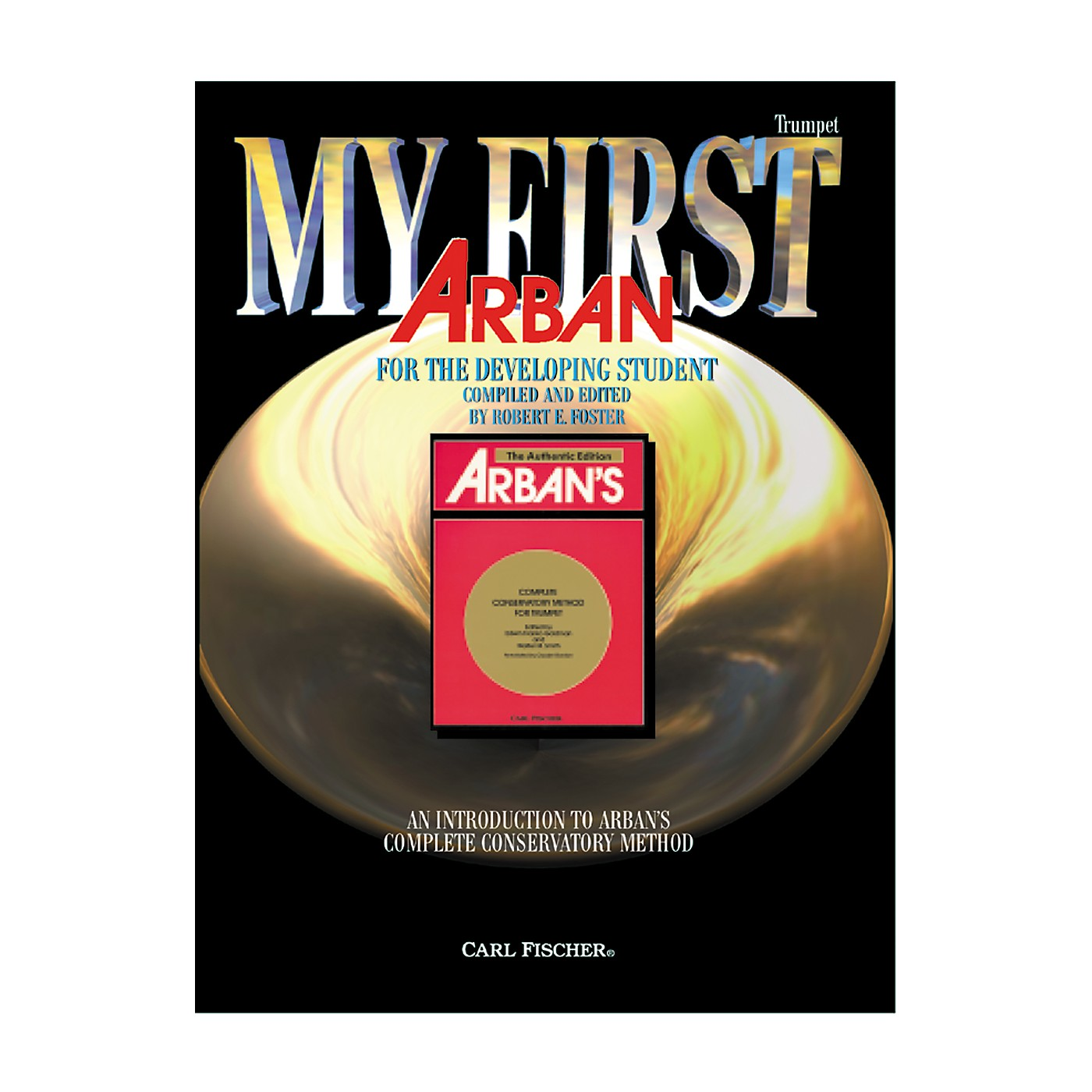Carl Fischer My First Arban Book for Trumpet thumbnail
