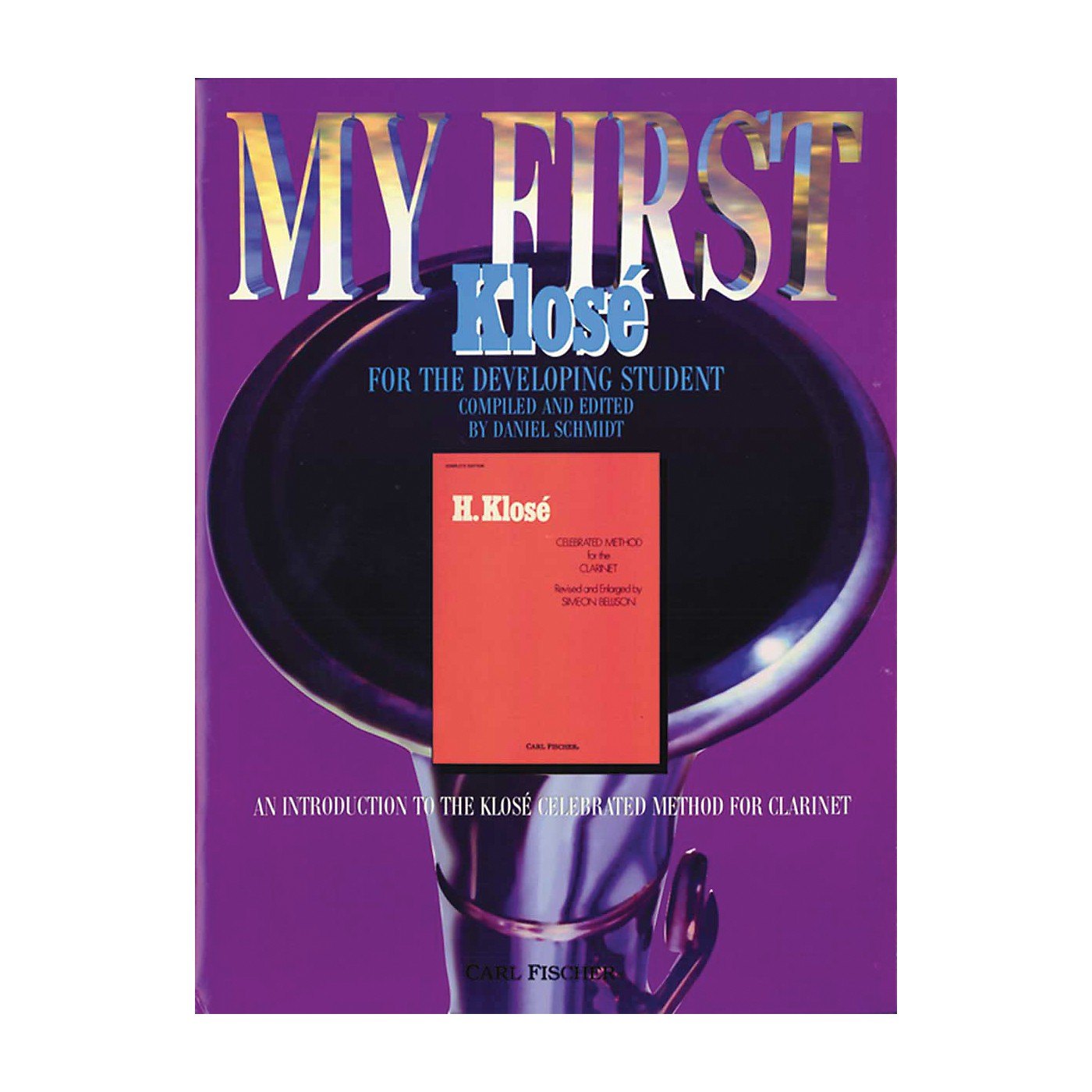 Carl Fischer My First Klose Book thumbnail
